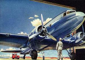 DC-3 web page