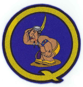 Quonset Point Naval Air Station Insignia patch