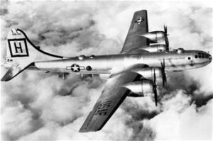 B-29 Super Fortress U.S. Air Force Photo