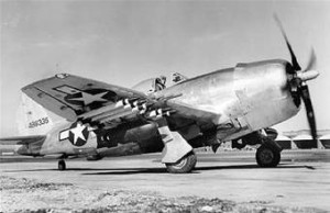 P-47N Thunderbolt - U.S. Air Force Photo