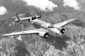 U.S. Army A-29 Attack Bomber - U.S. Air Force Photo