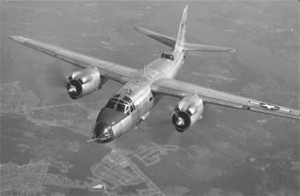 B-26G Bomber U.S. Air Force Photo