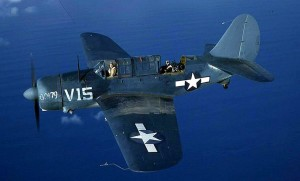 SB2C Helldiver U.S. Navy Photo