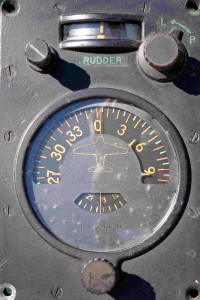 TBM-3E Auto Pilot Directional Gyro Control