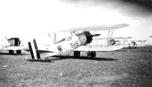 U.S. Marine Corps O2U Corsair, Bu. No. A-7661