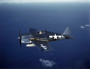 F6F Hellcat U.S. Navy Photo