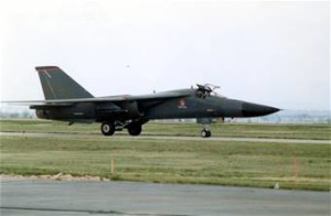 FB-111 U.S. Air Force Photo