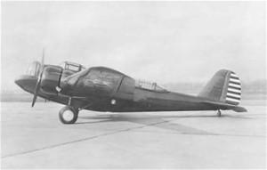Martin B-10 Bomber U.S. Air Force Photo