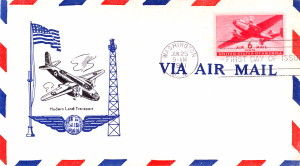 1941 Air Mail First Day Cover