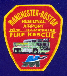Manchester Boston Regional Airport Patch
