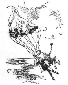 Sometimes Parachutes Would Fail