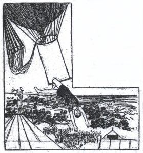 Performing Acrobatics