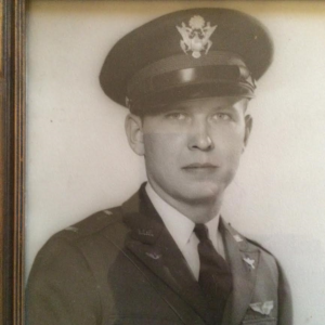 2nd Lt. Robert Gustave Gross Lost April 15, 1945 Photo courtesy of Daniel Gross