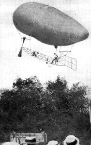Brockton Fair Postcard Roy Knabenshue
