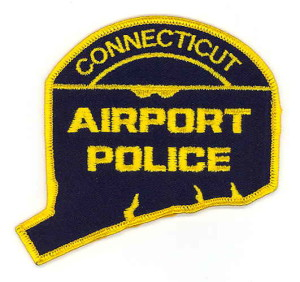 Connecticut Airport Police Patch