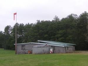 RICON Airport original Hangar, Coventry, Rhode Island