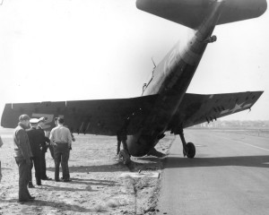 Squantum Naval Air Station - March 30, 1947