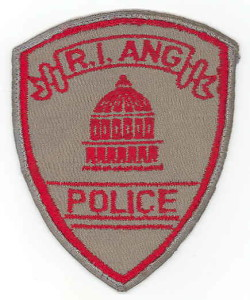 Worn by ANG officers in the 1970s