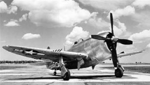 P-47 Thunderbolt - U.S. Air Force Photo