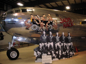 """Jack's Hack"" - B-29 -  New England Air Museum - June, 2005"
