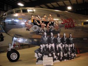 """Jack's Hack"" - B-29 -  New England Air Museum - June, 2005"