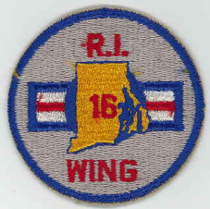 R.I. Civil Air Patrol Patch