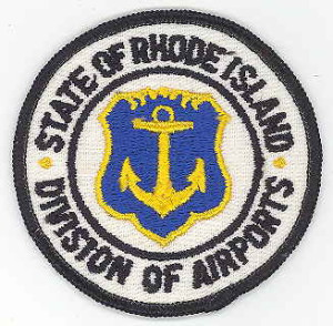 R.I. Airport Police Patch