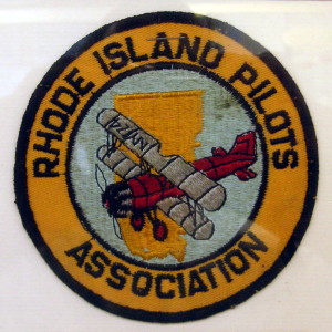 Rhode Island Pilots Association patch