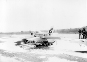 North Central Airport, Smithfield, R. I.  May 2, 1980