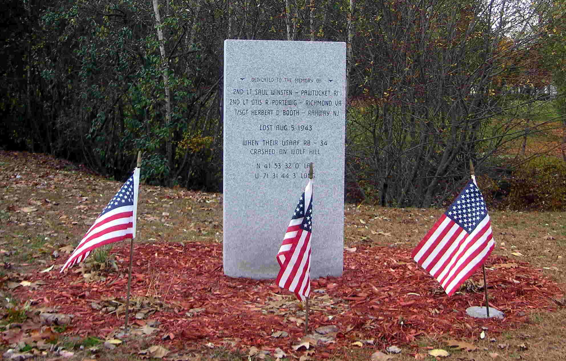 Rhode Island Plane Crash | | New England Aviation History