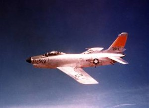 F-86 Sabre - U.S. Air Force Photo