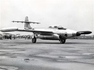 F-89 Scorpion - U.S. Air Force Photo