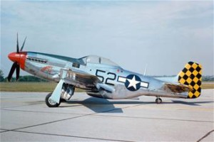 P-51 Mustang - U.S. Air Force Photo
