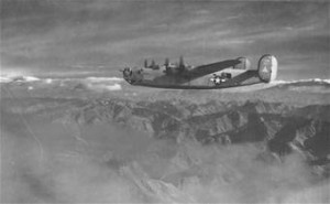 B-24J Liberator - U.S. Air Force Photo