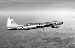 B-36 Peacemaker - U. S. Air Force photo
