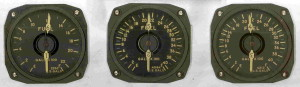 B-36 Peacemaker Fuel Gauges - Click To Enlarge