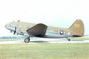 C-46D Commando  U. S. Air Force Photo
