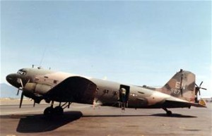 C-47 Aircraft - U.S. Air Force Photo