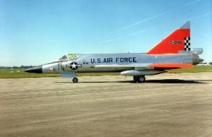 F-102A Delta Dart - U.S. Air Force Photo