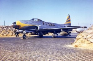 F-80C Shooting Star U.S. Air Force Photo