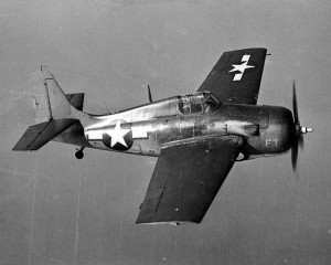 U.S. Navy FM-2 Wildcat U.S. Navy Photo