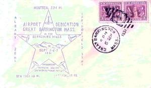 Great Barrington, Mass. Airport Dedication - September 5, 1931