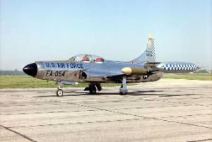 F-94 Fighter Jet U.S. Air Force Photo
