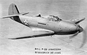 P-39 Aircobra - U.S. Air Force Photo
