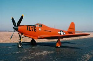 P-63 Kingcobra - U.S. Air Force Photo