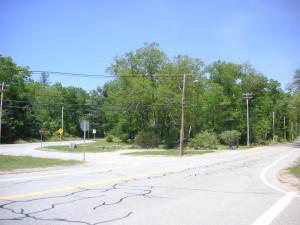 A View of Prinster-Hogg Park, Scituate, R.I.