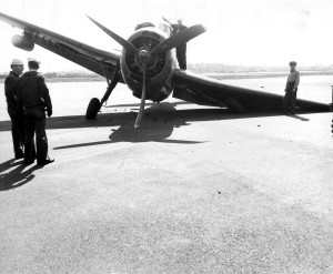 Squantum Naval Air Station - May 10, 1947