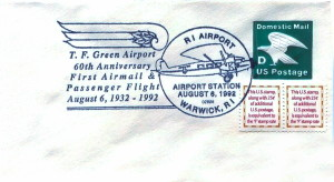 T.F. Green Airport 60th Anniversary 1932-1992