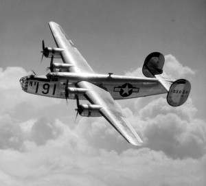B-24 Liberator  U.S. Air Force Photo