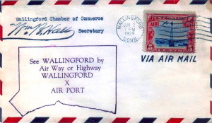 Wallingford, Connecticut Airport - 1929